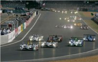 Le Mans Series in GT5