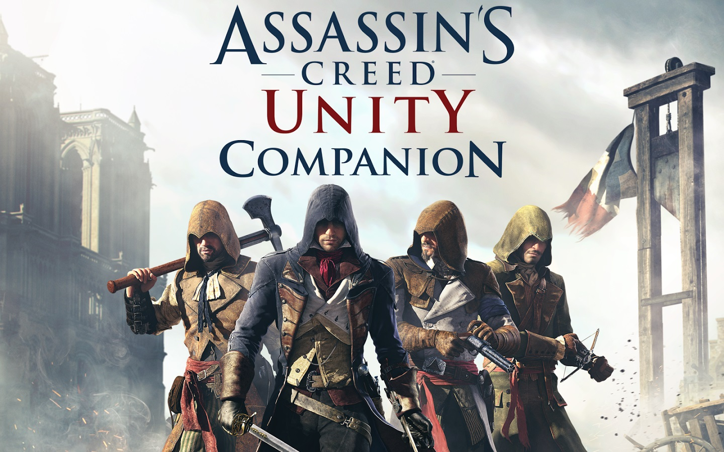 » Assassin's Creed Unity: Companion-App steht zum Download ...