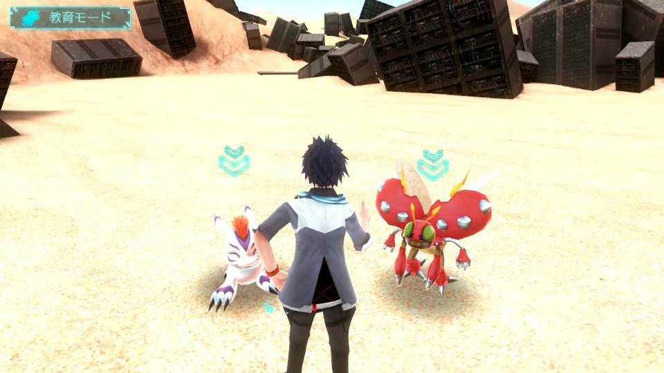 how to play digimon world next order on pc