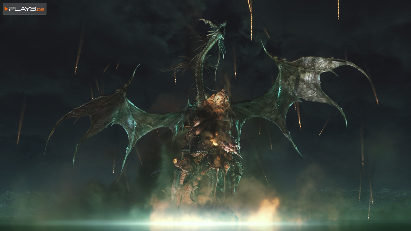 First ever gameplay footage of Final Fantasy XIV revealed