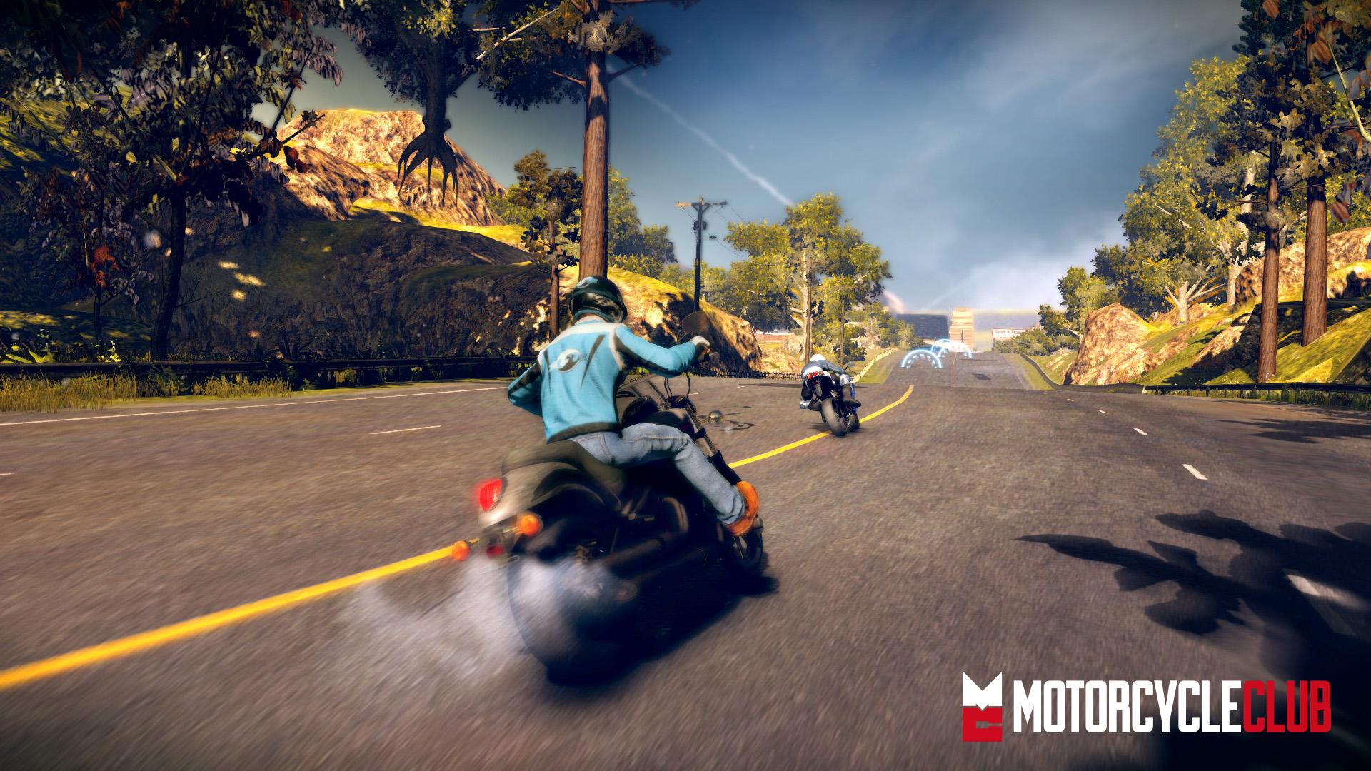 Online Biker Clubs Motorcycleclub Screenshot
