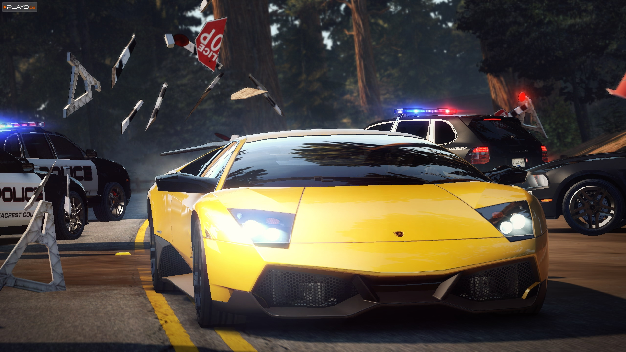 Need for speed hot pursuit wird richtig groß screens update