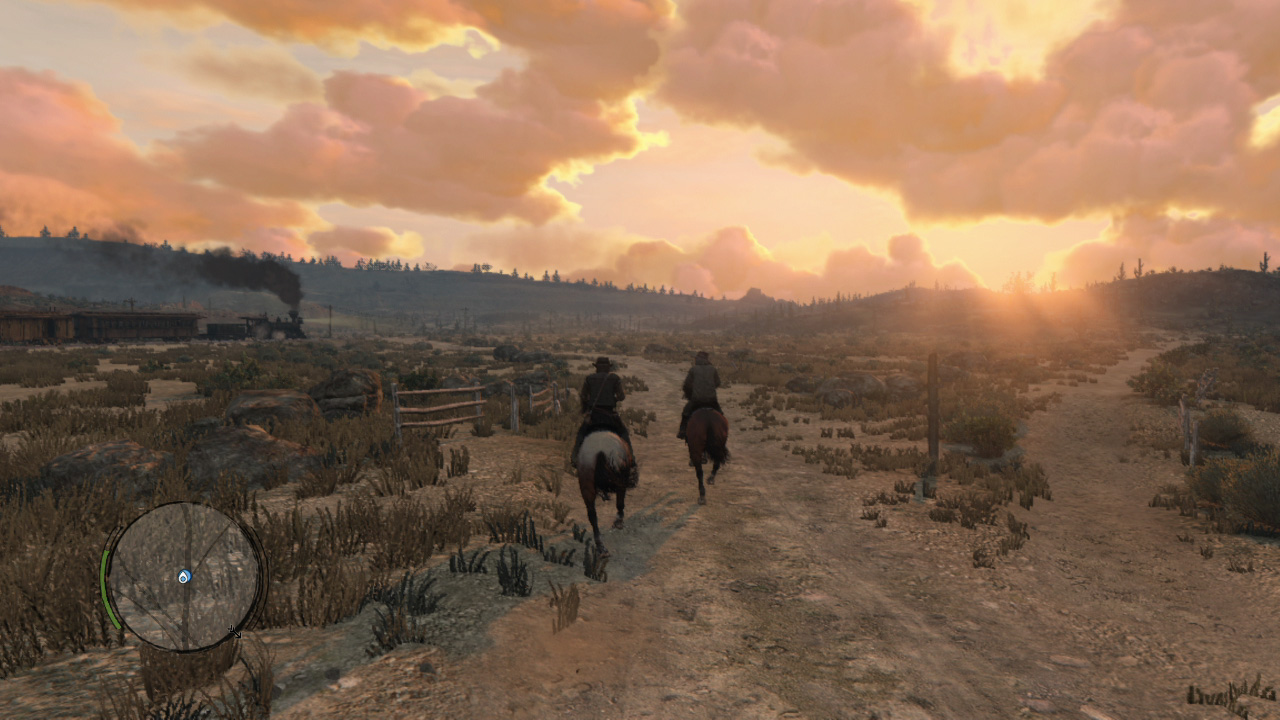 how to play horseshoes red dead redemption