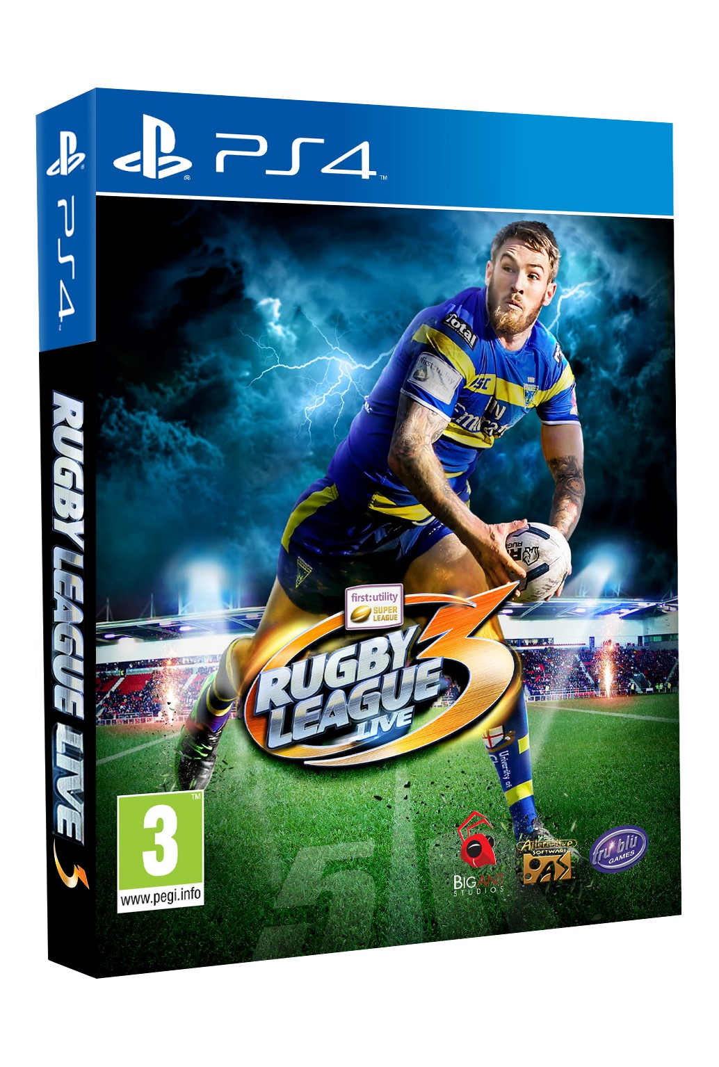 aus rugby league