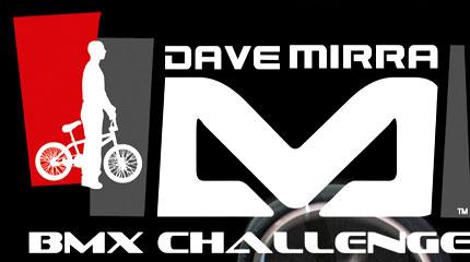 Dave Mirra BMX Challange