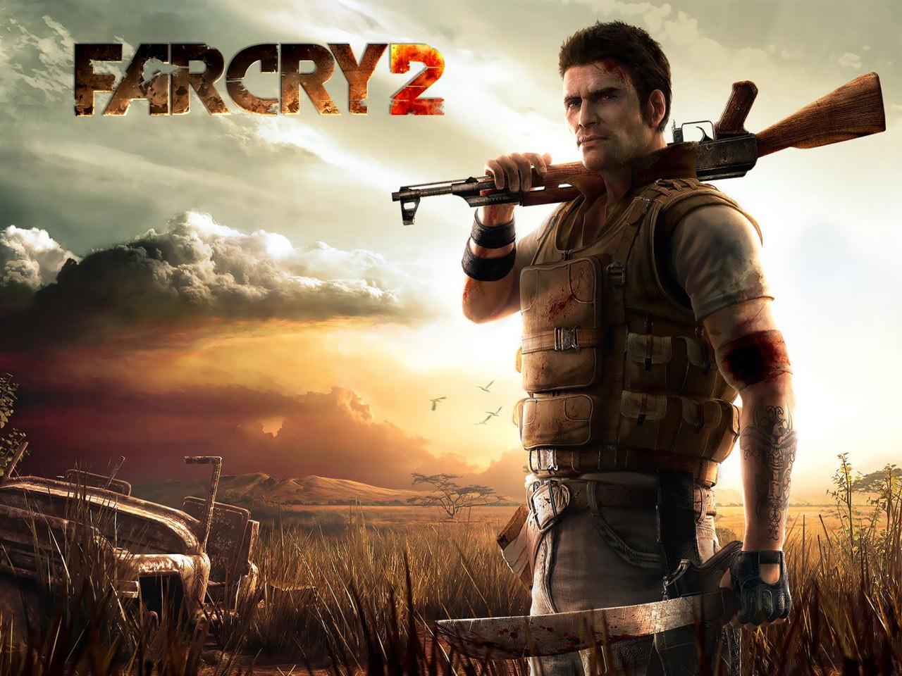 Far Cry 3 bestätigt! Schauplatz wieder Afrika!