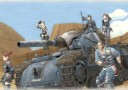 Valkyria Chronicles – Welkin Gunther Squad Leader Trailer