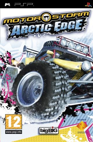W?tek: MotorStorm: Arctic Edge (PSP)