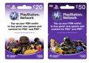 PSN Cards können ab sofort vorbestellt werden!