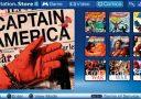 PSP Comic-Store: Launch-Details