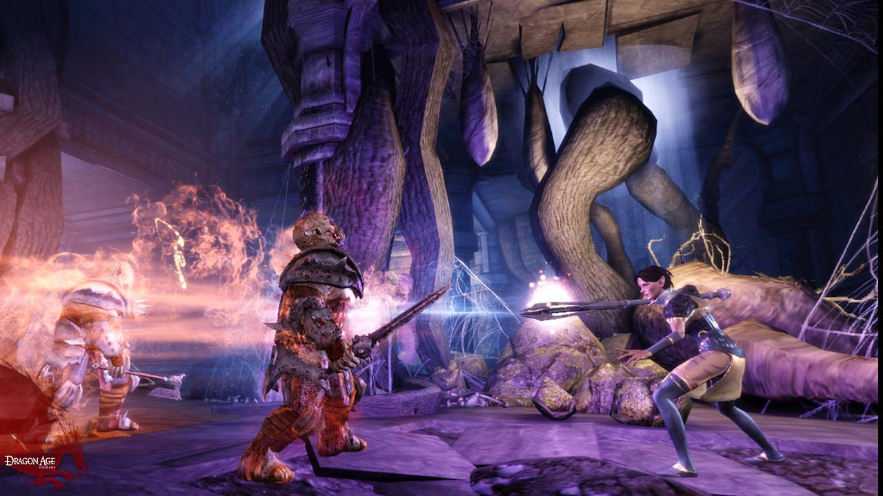 Dragon age origins flirten
