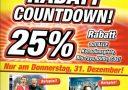 ProMarkt: 25 Prozent auf alle Spiele und Blu-rays