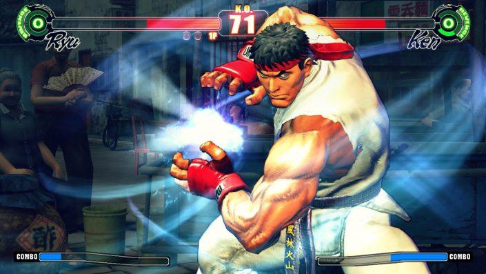 Street Fighter 4: Es wäre fast eine rundenbasierte Kampf-Simulation geworden