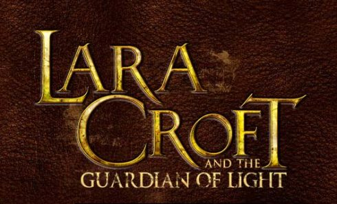 ������� ����� ������� � Lara Croft and the Guardian of Light