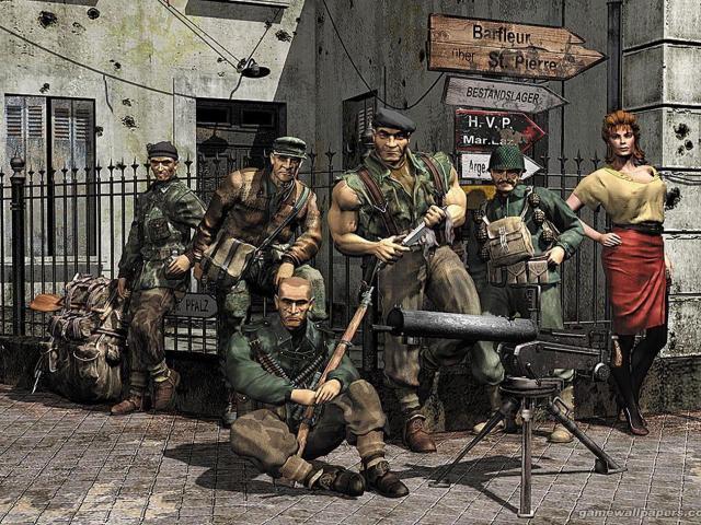 Commandos 2 & Praetorians: Gameplay-Trailer stimmen auf die beiden Neuauflagen ein