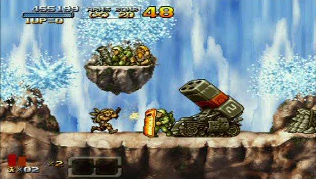 Metal Slug XX: PS4-Umsetzung kommt nächste Woche – Launch-Trailer verfügbar