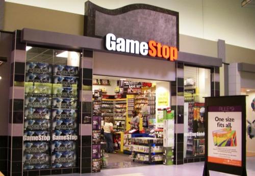 GameStop: Umsätze und Gewinne des Spielehändlers im ...  GameStop: Umsä...