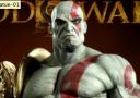 God of War: Bilder der Kratos-Statue