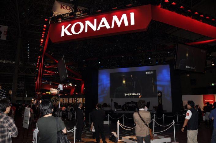 Konami: Neues Publishing-Programm für westliche Titel angekündigt