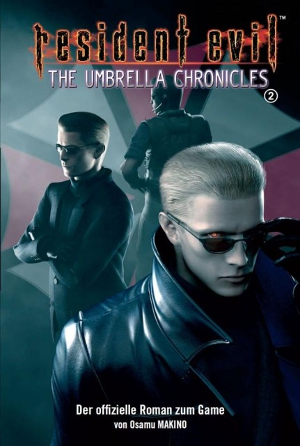 resident-evil-5-umbrella-chronicles-buch