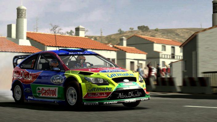 WRC 10: Neuer Trailer dreht sich um die Karriere von Sébastien Loeb