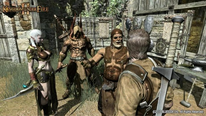 Kingdom Under Fire 2: Arbeiten an der PS4-Version eingestellt