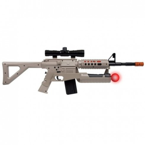 cta-digital-showing-off-assault-rifles-inflatable-kart-bowling-ball-at-ces