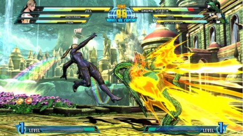 Marvel vs. Capcom Pic 04