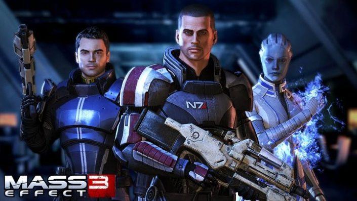 Mass Effect: Die Meisten spielten als Paragon auf der moralisch guten Seite