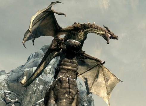 the-elder-scrolls-v-skyrim-dragon