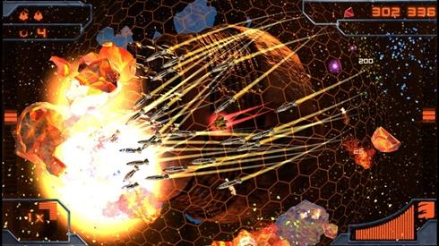 Resogun: Neues Videomaterial zum PS4-Arcade-Shooter