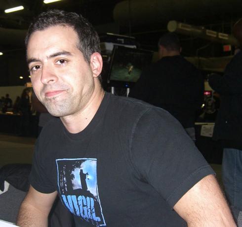 Joe Madueira Foto Darksiders