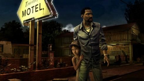 Walking Dead In-game Screenshot 01