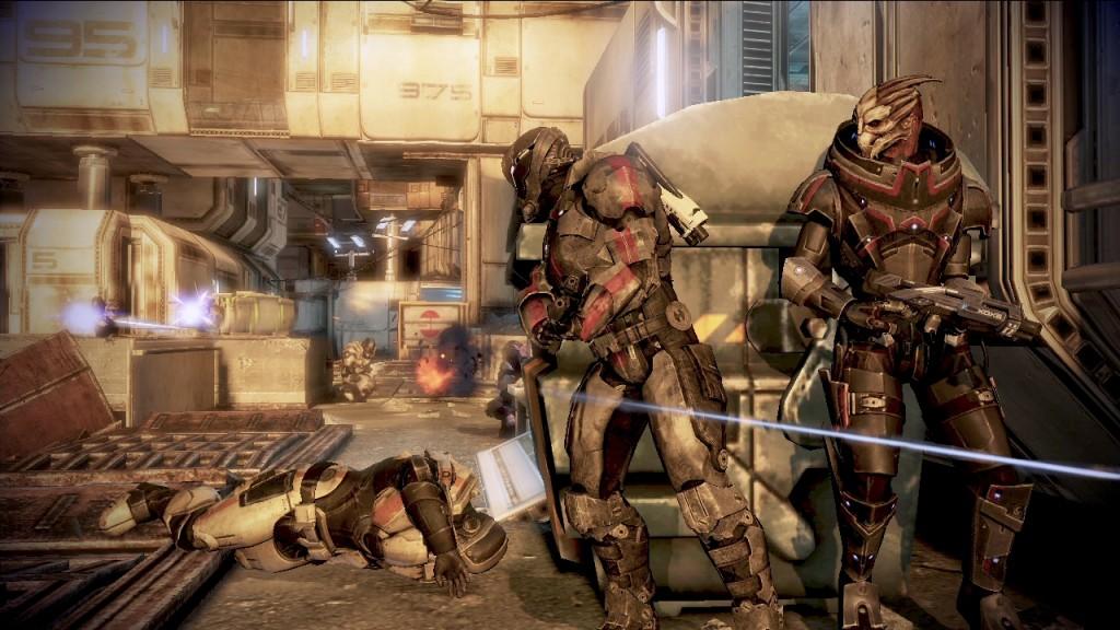 Mass Effect Trilogy: Release der Remaster in diesem Geschäftsjahr?