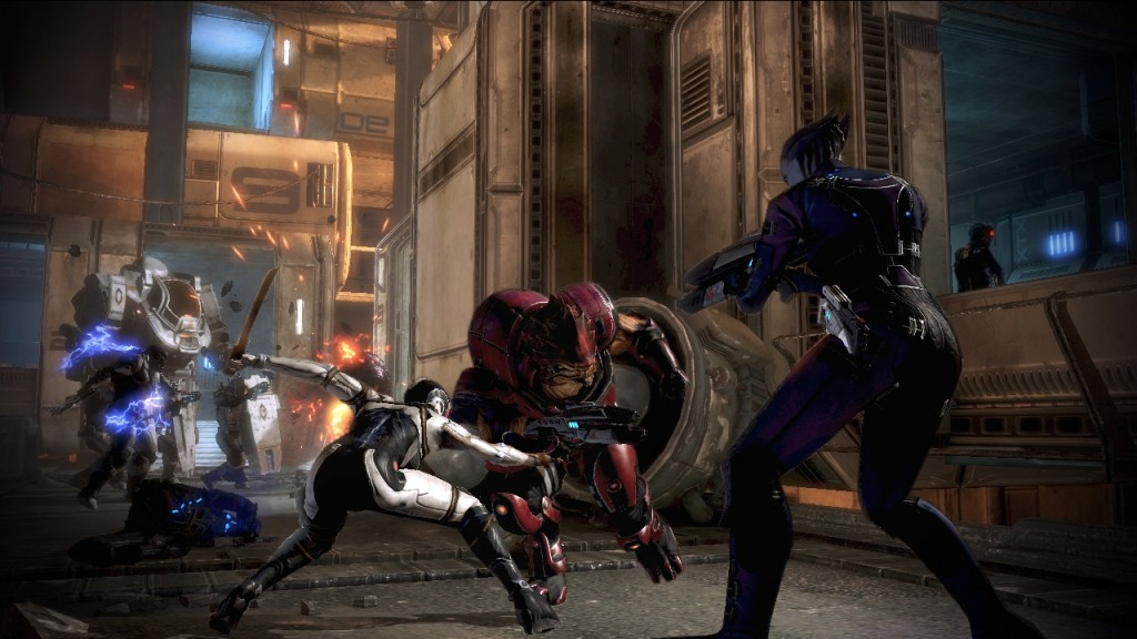 Mass Effect Trilogy: Remaster laut Gerüchten mit Gameplay-Optimierungen, neuen Inhalten und mehr