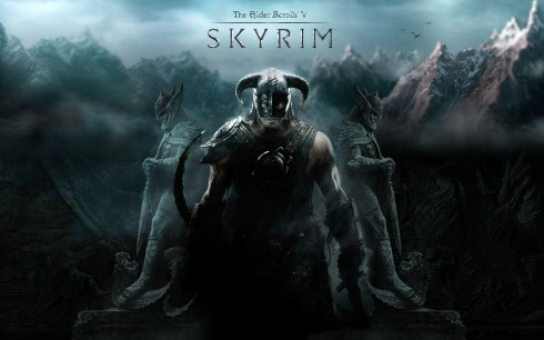 Skyrim Artwork