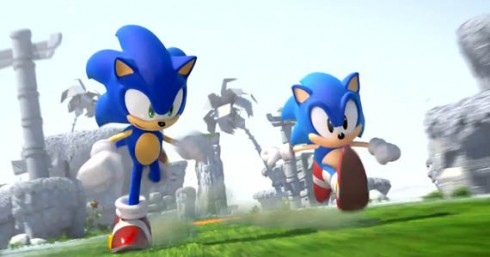 Sonic Generations Screenshot Test PS3 PLAY3.DE