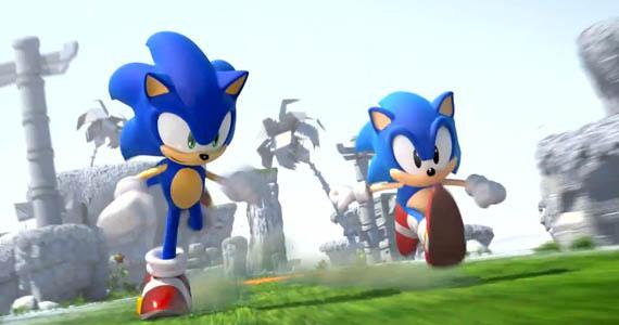Sonic Generations Screenshot Test PS3 PLAY3.DE
