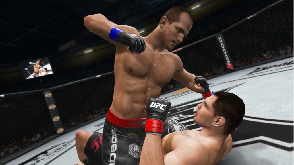 EA Sports UFC 4: Fullscreen-Werbung wird nach Kritik der Spieler entfernt