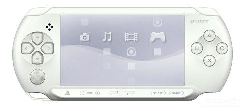 psp-e1000-white