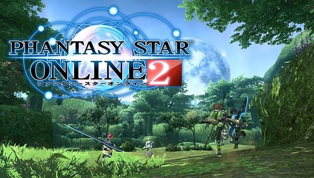 Phantasy Star Online 2 New Genesis: Das Intro und reichlich Gameplay zum Rollenspiel