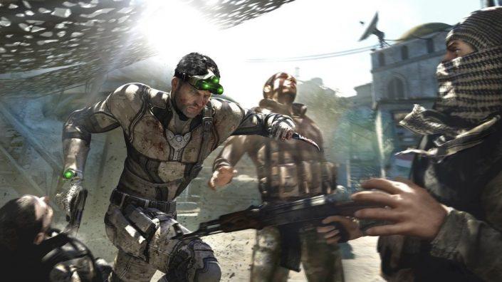 Splinter Cell: Twitter-Ankündigung war ein nicht ernst gemeinter Spaß, sagt Ubisoft