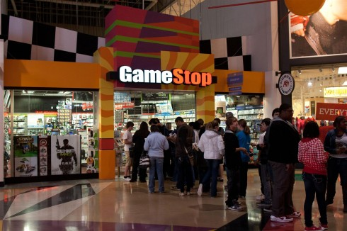 gamestop-laden
