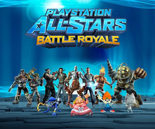 PlayStation All-Stars Battle Royale: Sony macht die Server bei diesem und weiteren Titeln dicht