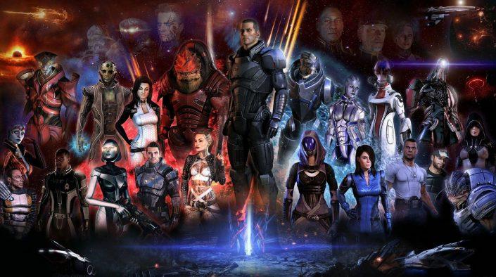 Mass Effect Trilogy: Enthüllung und Release der Remaster-Sammlung im Oktober?