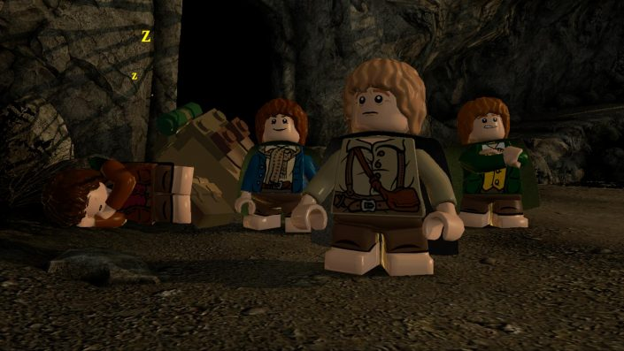 LEGO Der Herr der Ringe & Der Hobbit: Beide Titel wurden aus den Download-Stores entfernt