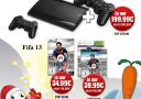 GameStop-Adventskalender – FIFA 13 und PS3 Super-Slim im Angebot