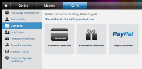 Paypal Karte Kaufen.Playstation Store Guthaben Kann Ab Sofort Per Paypal Aufgeladen