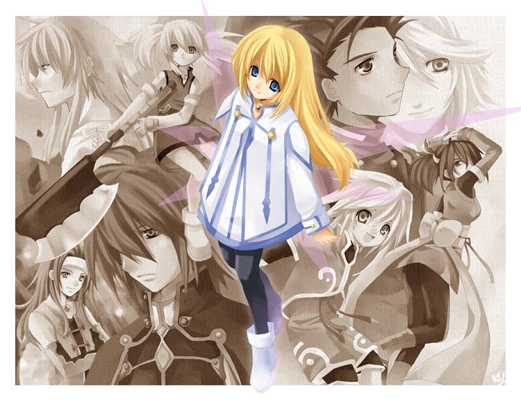 Tales of Symphonia Chronicles enthält Kostüme von Tales of Xillia
