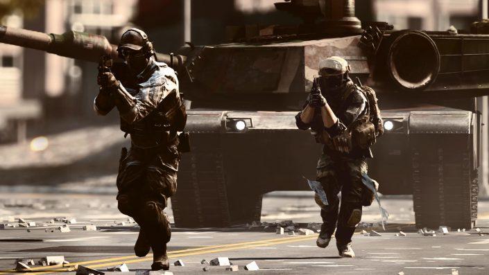 Battlefield 4: Mehr Spieler dank Battlefield 2042 – DICE erhöht Server-Kapazitäten